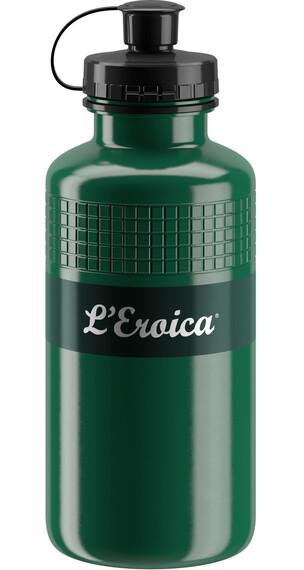 Elite Eroica Oil Vannflaske 500ml Grønn